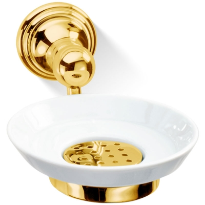 Decor Walther Seifenschale Classic gold
