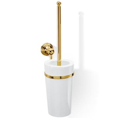 Decor Walther WC-Bürste Classic gold