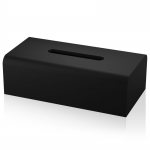 Decor Walther Papiertuchbox Stone KB schwarz